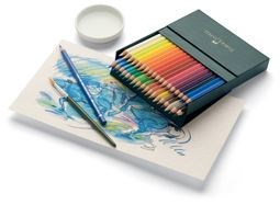 Albrecht Durer Watercolor Pencils Gift Box of 36 colors, brush 36 stk