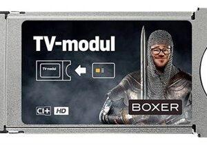 BOXER TV CAM 1.3 HD CI+ SV
