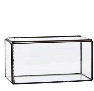 Box - Glas - Metal - Titanium