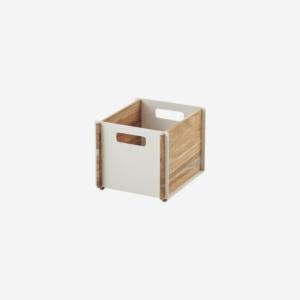 Box opbevaringskasse Hvid