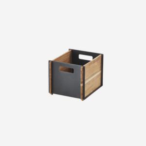 Box opbevaringskasse sort