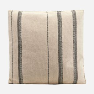Box pillowcase, Morocco, Beige