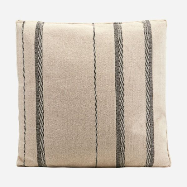 Box pillowcase, Morocco, Beige