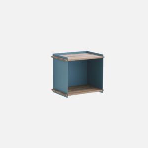 Box wall (inkl. ophæng) Blå