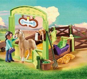 Horse Box Pru & Chica Linda