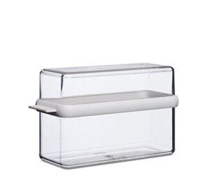 Knækb.box Stora 18x8x12 cm hvi
