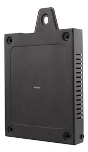 Universal Anti-theft media box mount, mount kit, steel, black