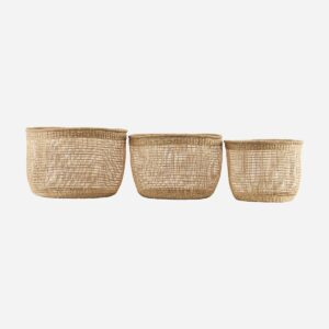 Baskets, Shape, Set of 3 sizes