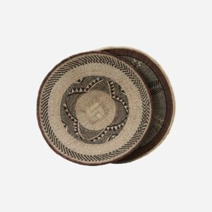 Baskets, Tonga, Assorted, Size and pattern will vary