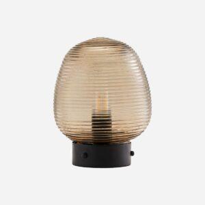 Lamp, Ghia, Brown, E27, Max 25 W, 2.5 m cable