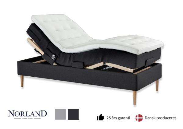 Norland Cloud EL S/V 80x200 cm.