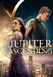 Jupiter Ascending Blu-ray 2D Engelsk