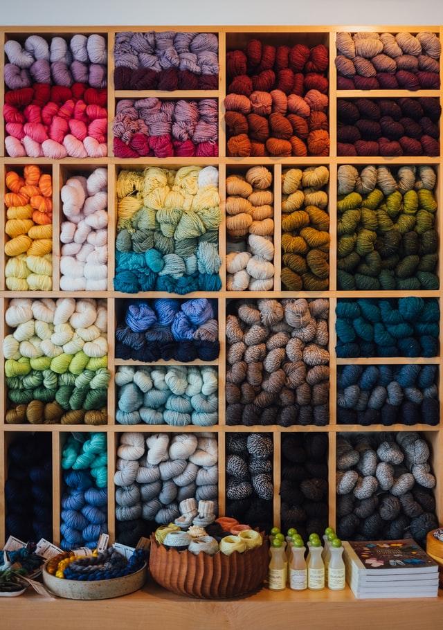 Find den rette strikkeopskrift til dit projekt